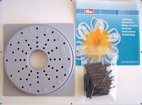 CONCURS DE TRICOTAT, DE PRIMAVARA Flower10