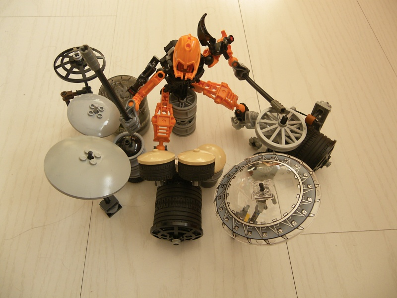 [MOC] Bionicle Rock Band... - Page 3 Imgp0912