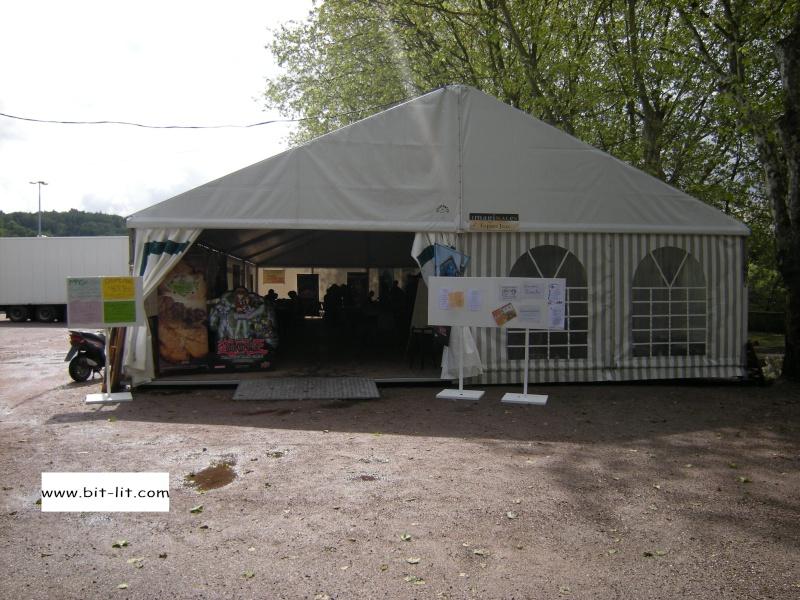 Parcourons les Imaginales 2010 Images24