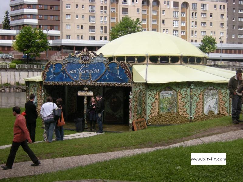 Parcourons les Imaginales 2010 Images26