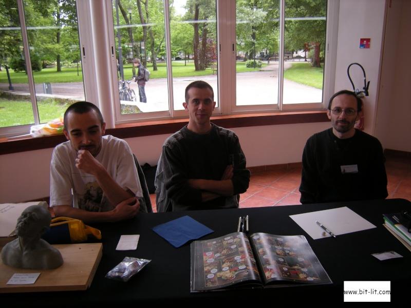 Parcourons les Imaginales 2010 Images27