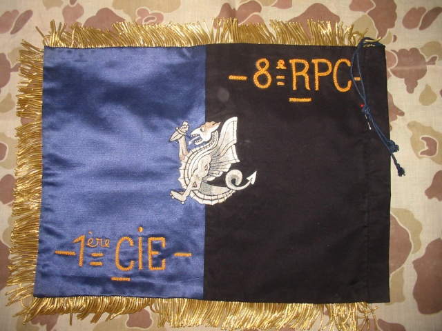 fanion 8 ème RPC Photo_29