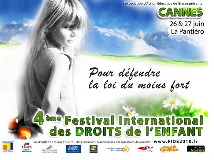 4ème FESTIVAL INTERNATIONAL DES DROITS DE L'ENFANT 4eme_f10