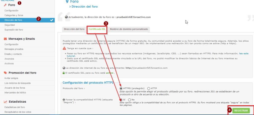Los certificados SSL + posibilidad de ejecutar el foro con HTTPS estarán disponibles para foroactivo en tres fases Ssl10