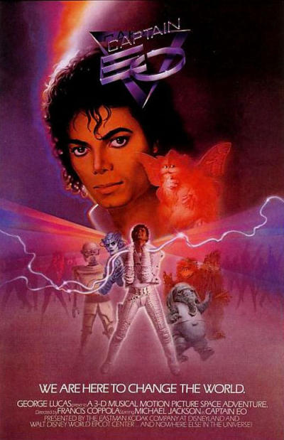 Michael Jackson's 'Captain Eo' is back Capt_e10