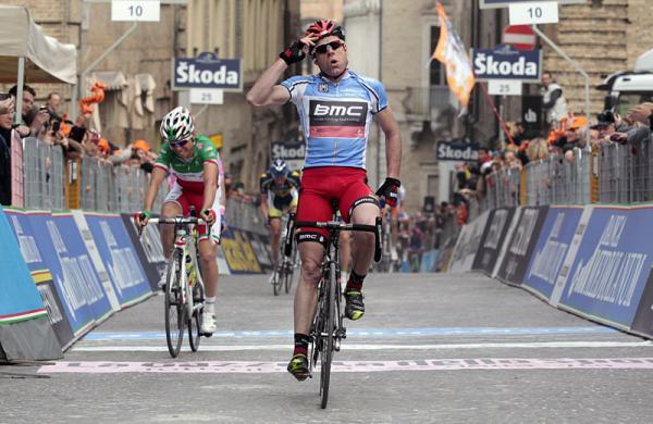 TIRRENO - ADRIATICO  --Italie -- 09 au 15.03.2011 Evans14
