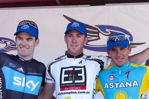 JAYCO BAY CYCLING CLASSIC  --Australie-- 02 au 05.01.2011 Goss110