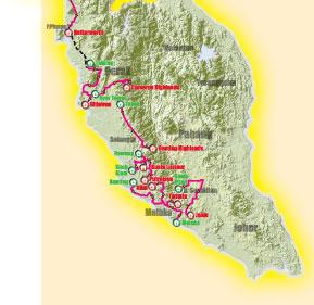 TOUR DU LANGKAWI --Malaisie-- 23.01 au 01.02.2011 Langka16