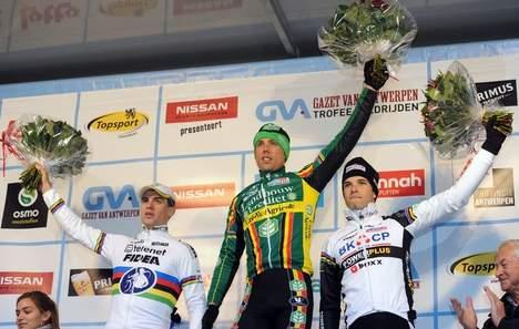 BAAL  --Belgique-- 01.01.2011 Sven11