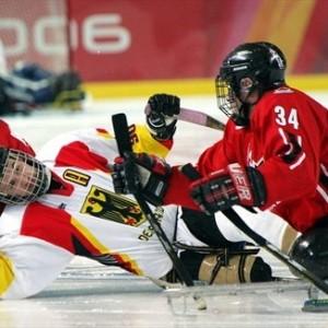le sport pour les handicapés . 20090610