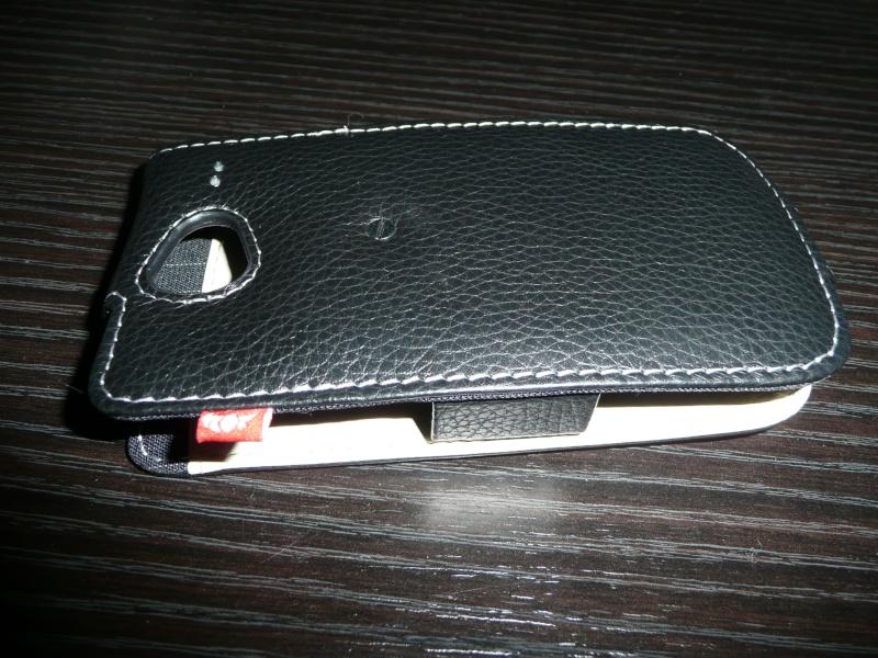 [PROPORTA] Étui Alu-Cuir Google Nexus One / HTC Desire testé sur Génération mobiles P1010913