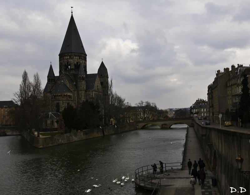 Visite de Metz le 06 mars 2010 début d'après midi avec photos de nuit ... : les photos - Page 2 _3d11412