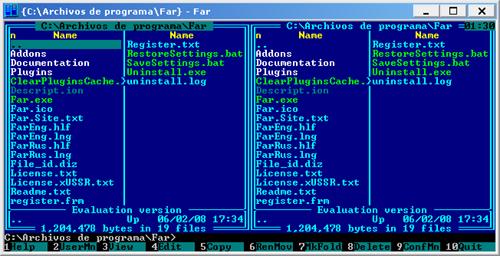 Aplicar parches a w580 R8BE001 Cid 53 con Far Manager Tutfar10