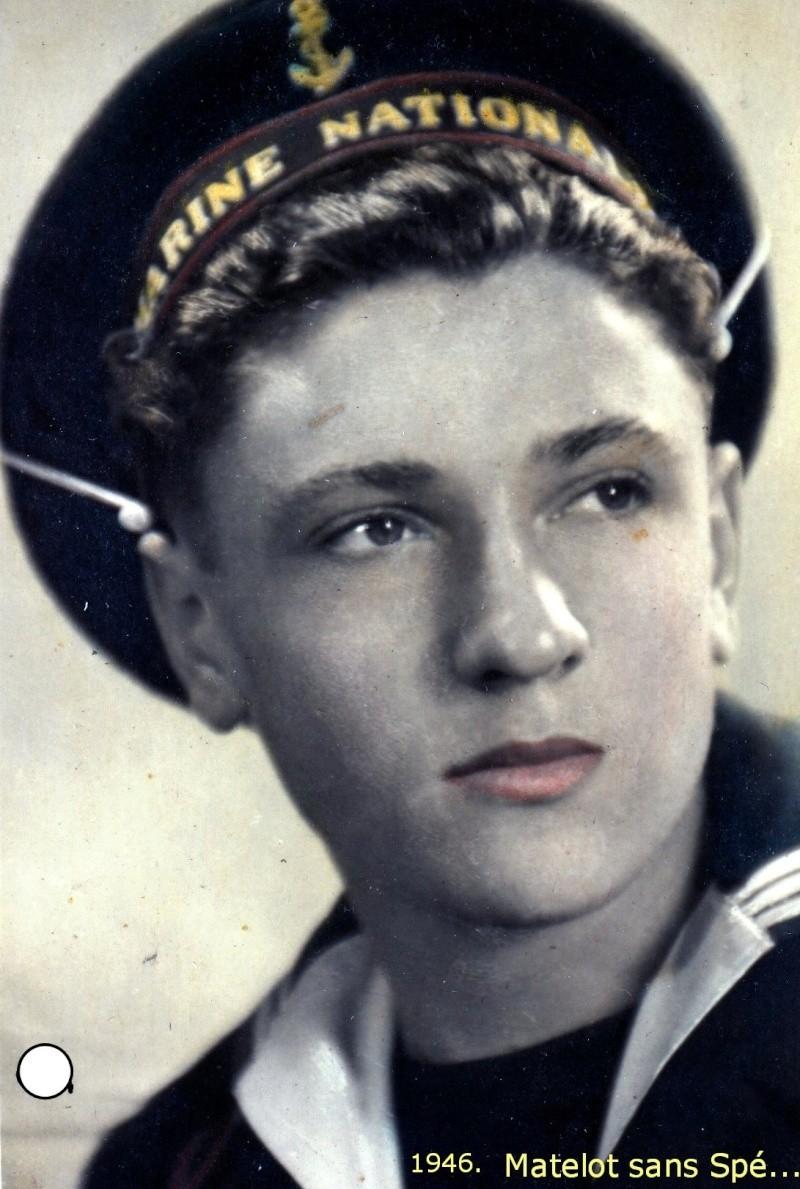 HOURTIN MARINE 1946. An110