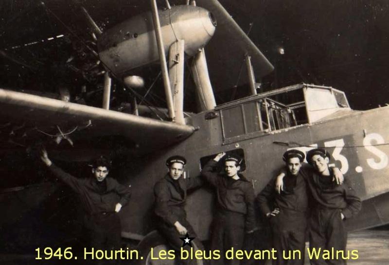 HOURTIN MARINE 1946. An211