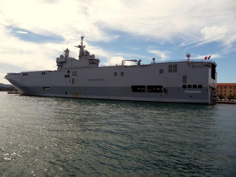 [Les Ports Militaires de Métropole] Visite de la rade de Toulon - Page 2 Toulon13