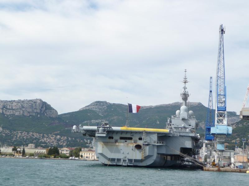 [Les Ports Militaires de Métropole] Visite de la rade de Toulon - Page 2 Toulon14