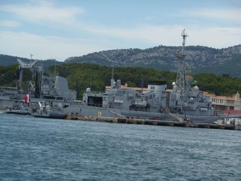 [Les Ports Militaires de Métropole] Visite de la rade de Toulon - Page 2 Toulon15