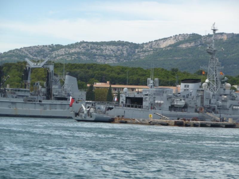 [Les Ports Militaires de Métropole] Visite de la rade de Toulon - Page 2 Toulon16