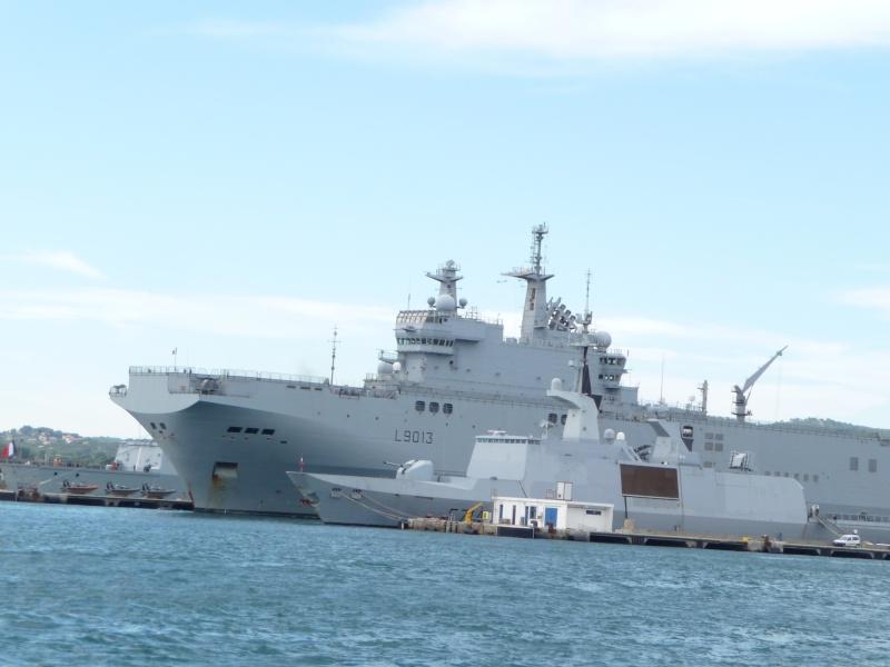 [Les Ports Militaires de Métropole] Visite de la rade de Toulon - Page 2 Toulon18