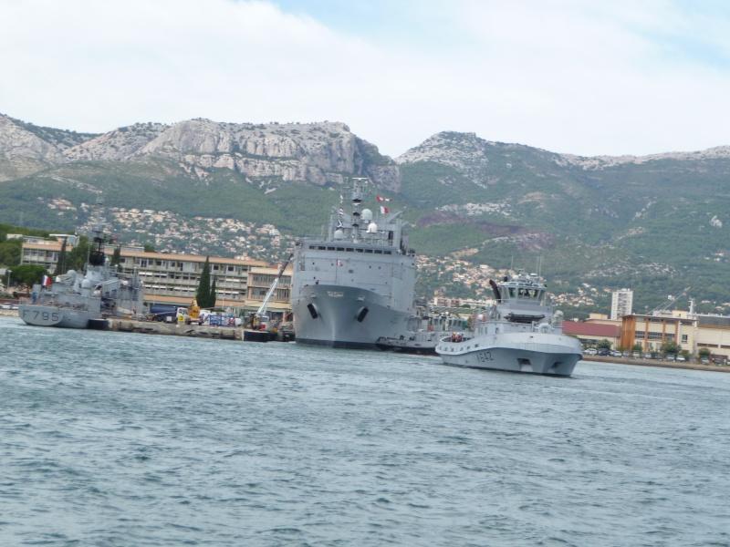 [Les Ports Militaires de Métropole] Visite de la rade de Toulon - Page 2 Toulon19