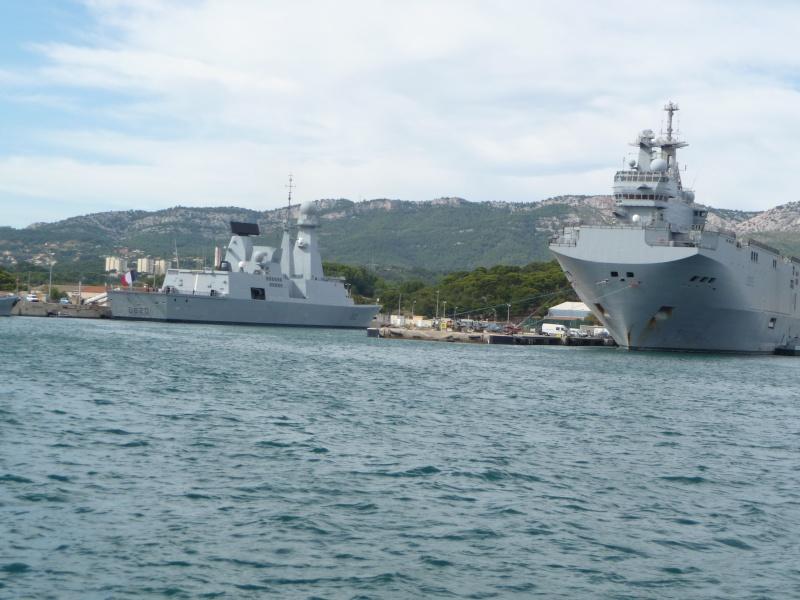 [Les Ports Militaires de Métropole] Visite de la rade de Toulon - Page 2 Toulon22