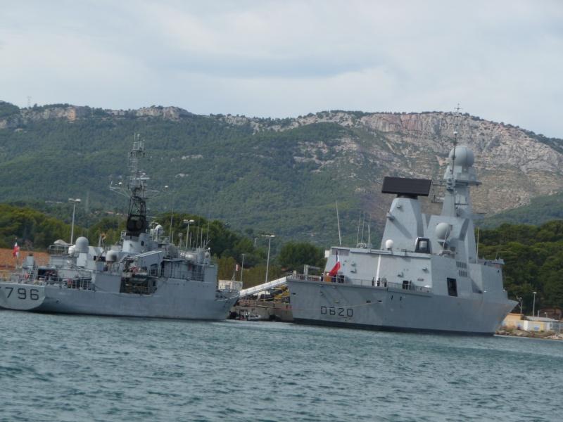 [Les Ports Militaires de Métropole] Visite de la rade de Toulon - Page 2 Toulon24