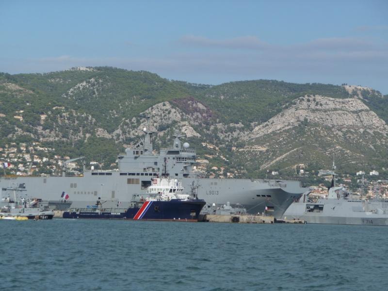 [Les Ports Militaires de Métropole] Visite de la rade de Toulon - Page 2 Toulon28