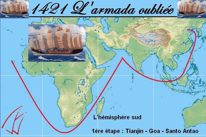 1421 L'Armada oubliée (VLM) L_arma10