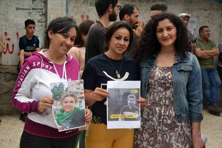 Rassemblement à Aokas pour exiger la libération de la militante Haddad Nora le dimanche 23/05/2021 - Page 2 101010