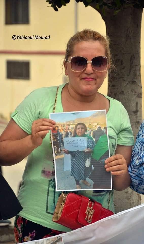 Rassemblement à Aokas pour exiger la libération de la militante Haddad Nora le dimanche 23/05/2021 - Page 2 101011
