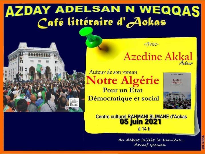 Azedine Akkal  à Aokas le samedi 05 juin 2021 101013