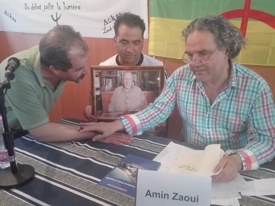 Inoubliable conférence de Amin Zaoui à Aokas le samedi 23 juin 2018 10109