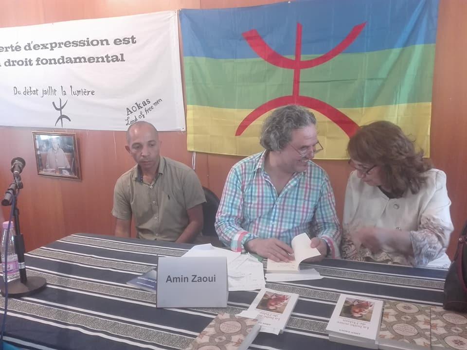 Inoubliable conférence de Amin Zaoui à Aokas le samedi 23 juin 2018 10112