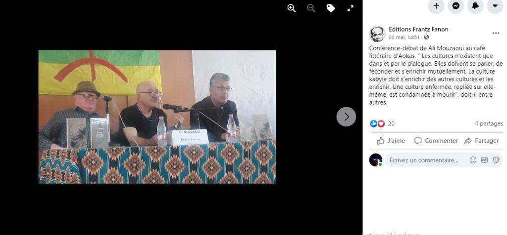 Ali Mouzaoui à Aokas le samedi 22 mai 2021 1013