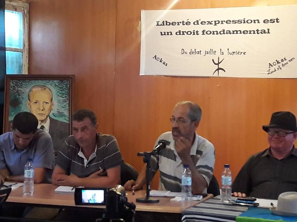 Mardi 24/07/2018 à 17h. Table ronde autour de la citoyenneté et de la liberté d'expression du point de vue juridique et sociologique. 10295