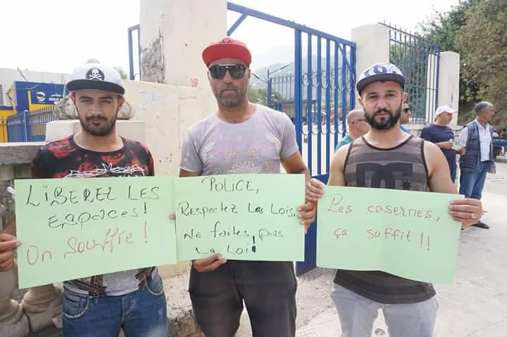 Marche contre la construction d'un Célibatorium à Aokas le 15 septembre 2018 - Page 2 10347