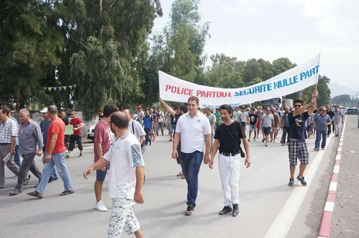 Marche contre la construction d'un Célibatorium à Aokas le 15 septembre 2018 - Page 2 10355