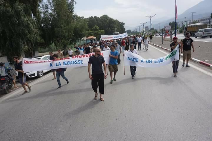 Marche contre la construction d'un Célibatorium à Aokas le 15 septembre 2018 - Page 2 10356