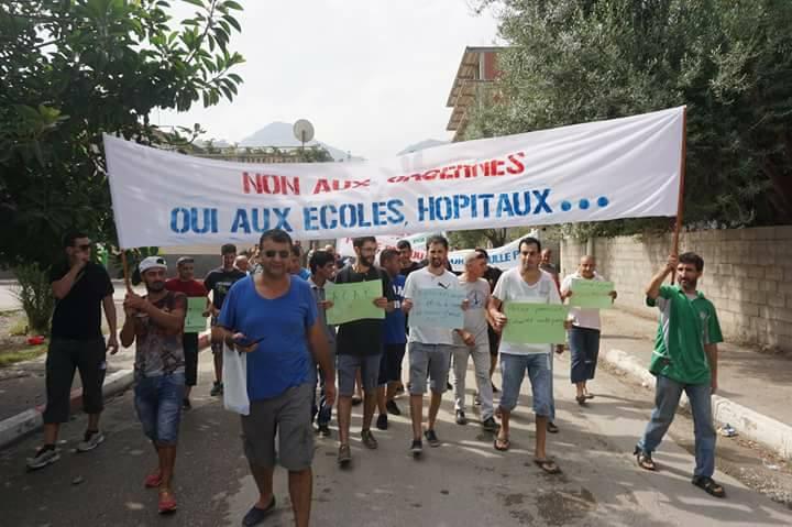 Marche contre la construction d'un Célibatorium à Aokas le 15 septembre 2018 - Page 2 10365