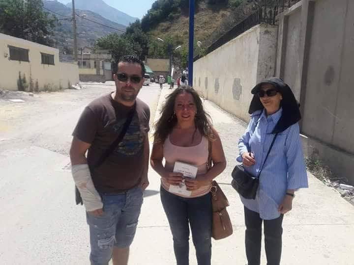 Amira Bouraoui à Aokas  10475