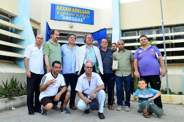 Amin Zaoui à Aokas le samedi 23 juin 2018 1067