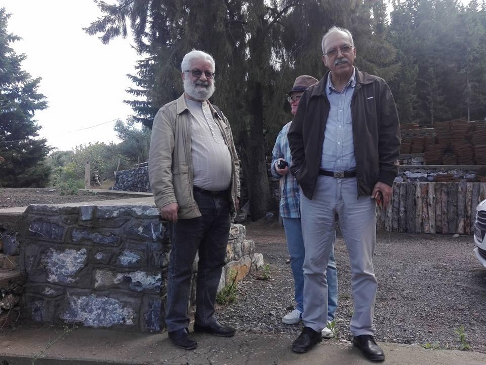 Le poète Ben Mohamed émerveillé par le théâtre de Bouteghwa, 19 octobre 2018 10686