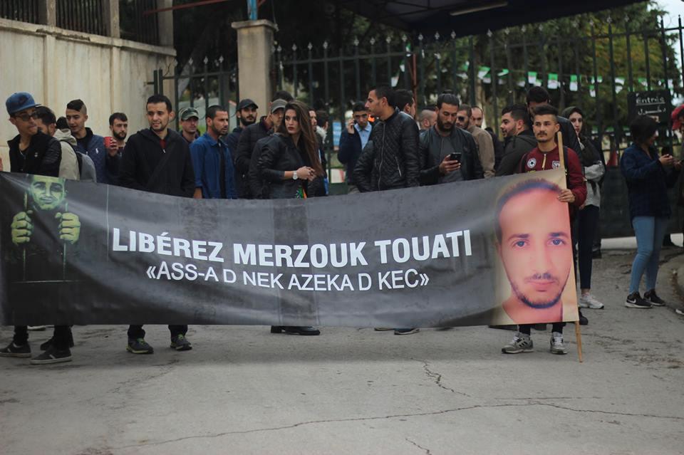 Marche des libertés à Bejaia le mardi 20 novembre 2018 10798