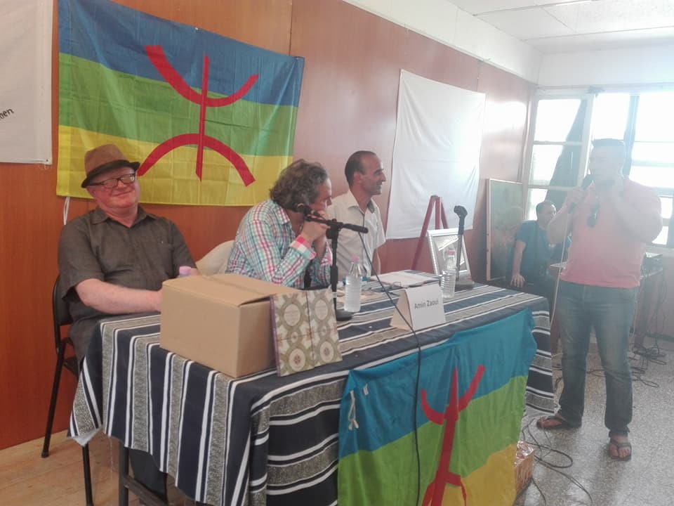 Amin Zaoui à Aokas le samedi 23 juin 2018 1082