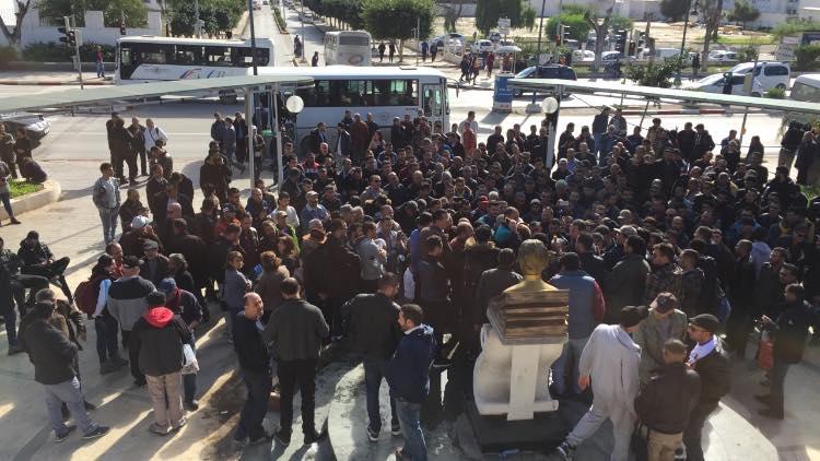 Marche des libertés à Bejaia le mardi 20 novembre 2018 10825