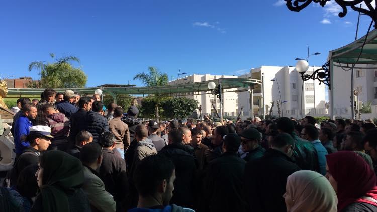Marche des libertés à Bejaia le mardi 20 novembre 2018 10826