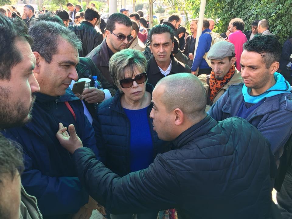 Marche des libertés à Bejaia le mardi 20 novembre 2018 10828