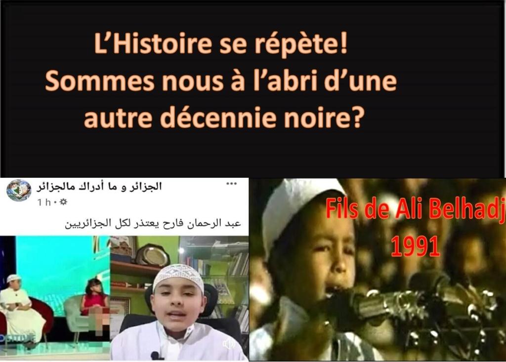 Ces Algeriens heurtés par les jambes d'une petite fille de 08 ans 10878