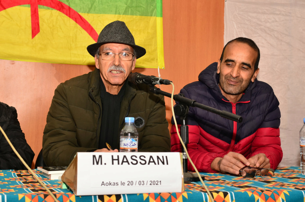 Hassani Mhamed à Aokas le samedi 20 mars 2021 10879